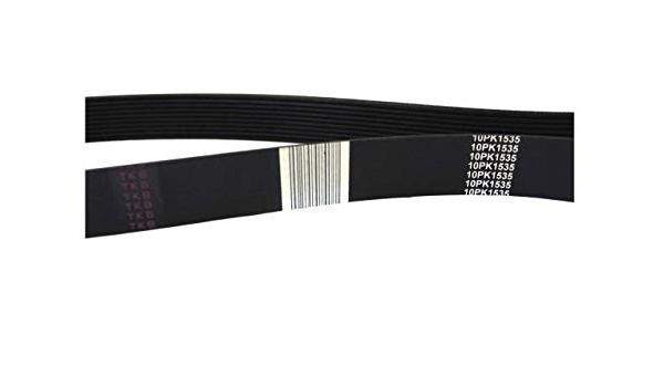 METRIC STANDARD 3PK0780 Replacement Belt