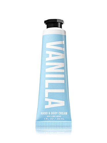 (Bath & Body Works Shea Butter Hand Cream VANILLA)