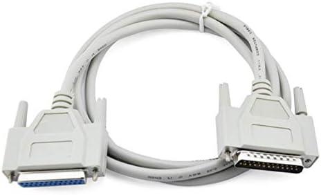 DB25 Paralelo Macho a Hembra MF Cable de Impresora Paralelo ...