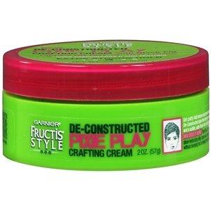 Garnier Fructis De-Constructed Pixie Play Cream 2 oz. (Pack of 3)