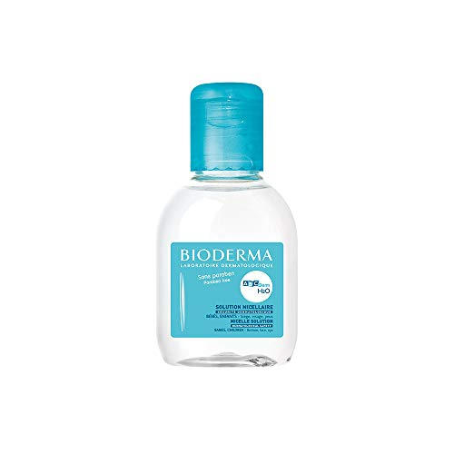 H2o Micelle Solution - Bioderma ABCDerm H2O Micelle Solution 3.33 oz