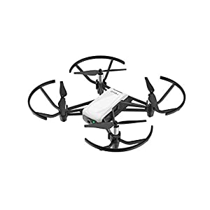 Ryze Tech Tello – Mini Drone Quadcopter UAV for Kids Beginners 5MP Camera HD720 Video 13min Flight Time Education…
