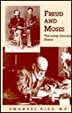 Freud and Moses 9780791404539