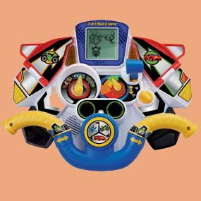 The VTech 3-in-1 Race & Learn let