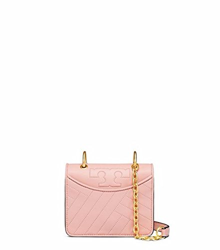 Shoulder Dark Quartz Mini Burch Alexa Bag Tory Pink qtT6HOH
