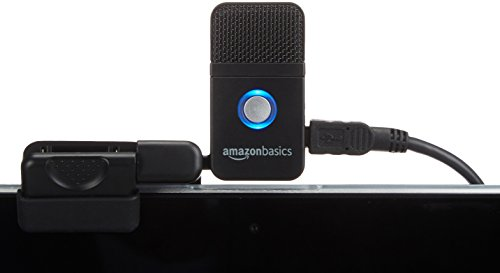 AmazonBasics - Microfono portatile USB a condensatore 3 spesavip