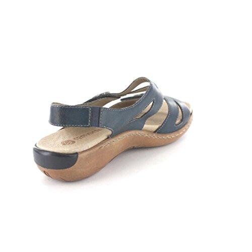 Sandalette Sandalen Dorndorf D Blau Remonte ZxZzHw5tq