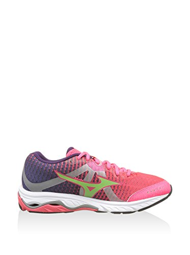 Femme Violett Rose Mizuno Elevation Running Wos Wave de Chaussures nYFYa6qw