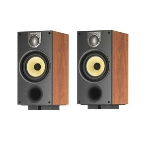 B&W (Bowers & Wilkins) bookshelf-type speakers 686S2/MR (2units/Red Cherry)