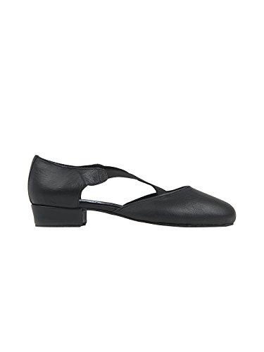 Rumpf , Chaussons de danse pour femme Noir Noir