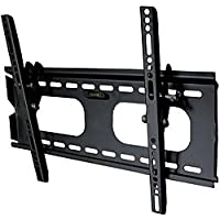 TILT TV WALL MOUNT BRACKET For VIZIO M550SL 55 INCH LED HDTV TELEVISION