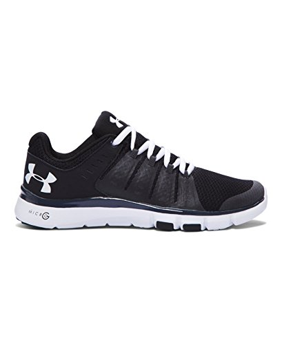 Under Armour Women's Under Armour Women's Micro G Limitless 2 Training Shoes Shoe, black/White, 9 Medium US