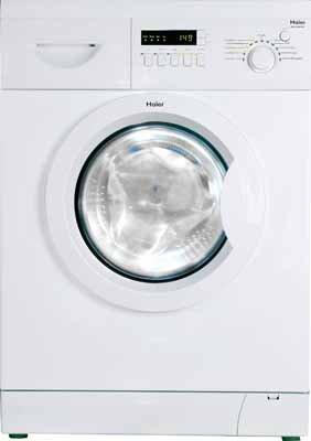 Haier HWD-C1200TXVE Independiente Carga frontal C Blanco lavadora ...