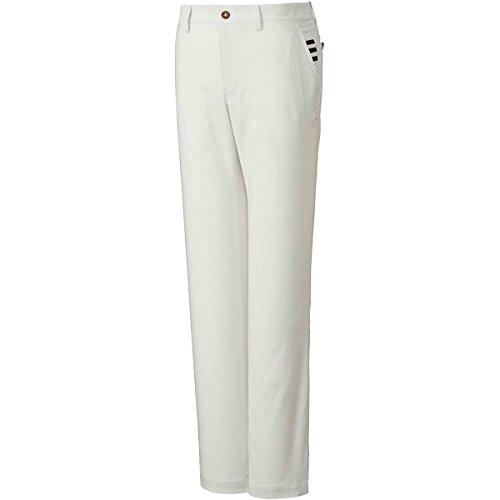 アディダス Adidas ロングパンツ ADICROSS EX ストレッチ パターンパンツ ホワイト 76