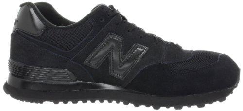 New Balance 574 Core, Scarpe da Ginnastica Uomo Nero (Black 001)