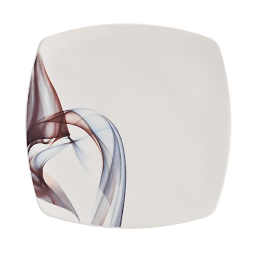 Mikasa Kya Square Dinner Plate, -