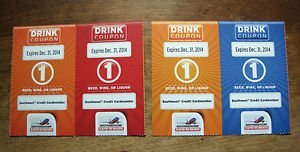 Southwest Airlines Drink Coupons - Southwest Store