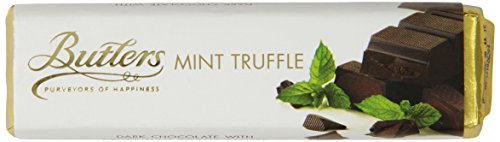 Mint Truffle Bar - Butlers Truffle Bar, Mint Chocolate, 2.64 Ounce