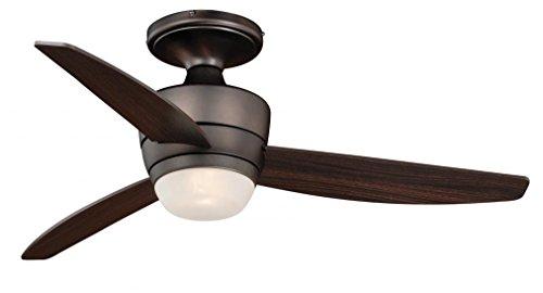 Vaxcel One Light Ceiling Fan F0031 One Light Ceiling Fan