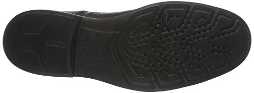 Dublin de Vestir Geox U Hombre B Chestnutc6004 para Braun Zapatos FZZ5xI