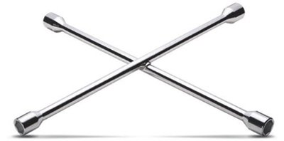 Alltrade Tools 640870 25'' Heavy Duty Lug Wrench - Quantity 6 by Alltrade