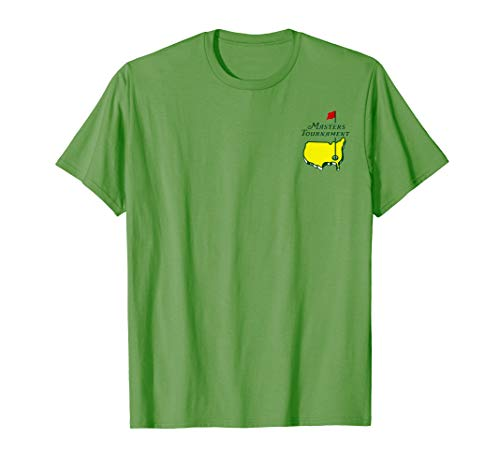 Augusta Georgia April Master Golf Shirt and Gift