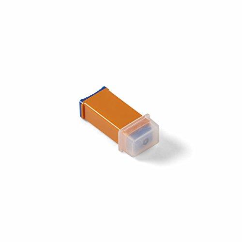 Medline MPHST21Z Pressure Activated Safety Lancets, 21G, 2.2 mm Depth, Box of 200
