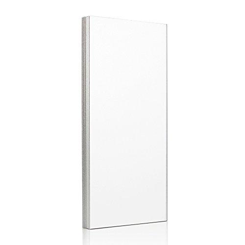 Gearonic 20000mAh Ultra Thin Power Bank - Silver