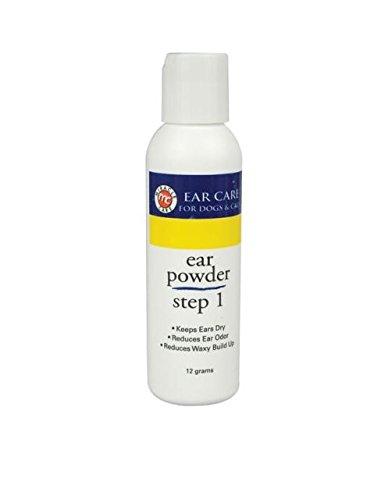Miracle Care Ear Powder Step 1, 12 grams - Grooming Powder