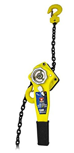 Neiko 02189A 3/4 Ton 5-Feet Lift Lever Block Chain Hoist