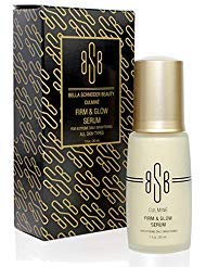 Bella Schneider Beauty Anti Aging Face Serum, Firm & Glow Face Moisturizer for Women, Best Skin Firming Cream for Glowing Skin with Dimethicone, Face Cream for Revitalized Healthy Looking Skin