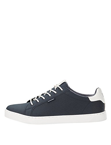 12132860 Jack Trent jones Black Sneakers 43 Uomo Navy R6qZUgx65