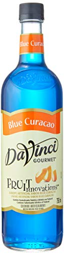 Xarope Davinci Curacau Blue 750Ml