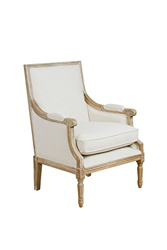MY Furniture French Louis Style Shabby Chic OAK Dining Occasional ArmChair    De Troy