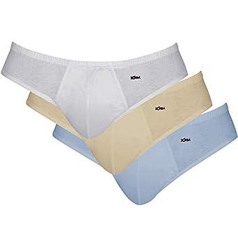 dabede2cd5 Kit com 03 Cuecas Slip Zorba Algodão 791  Amazon.com.br  Amazon Moda