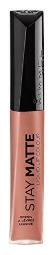 Rimmel Stay Matte Lip Liquid, Moca, 0.21 Fluid Ounce