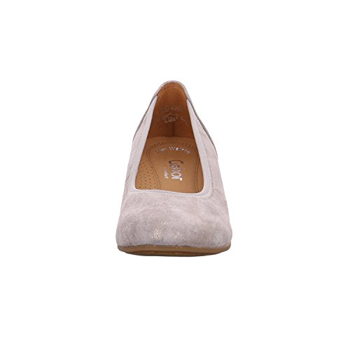 S Taupe Gabor Court Shoes Chester Women's UffqwB7