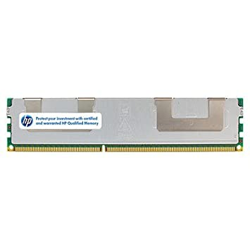 HP 500666-S21 16GB DDR3 SDRAM Memory Module CM9100 Renewed