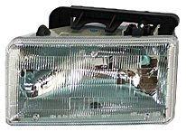 TYC 20-3512-00 Dodge Dakota Driver Side Headlight Assembly