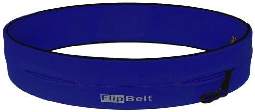 FlipBelt Level Terrain Waist Pouch, Royal Blue, X-Small/22-25 by FlipBelt (Image #9)