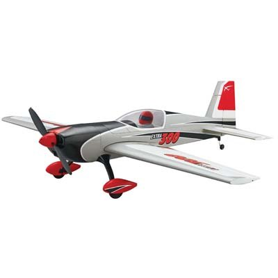 Flyzone Extra 300SX Receiver-Ready Radio-Controlled Brushless Electric Motor-Powered Sport and 3D Aerobatic Airplane
