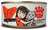 Best Feline Friend Cat Food, Tuna Too Cool Recipe, 5.5-Ounce Cans (Pack of 16), My Pet Supplies