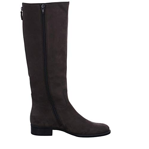 Grey Slim Gabor Boot 91 S 648 Leg Brook Long qEExrgw8