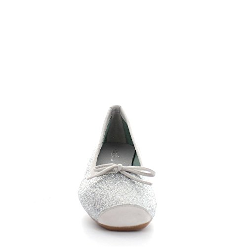 BALLERINES HARMONY LAME HOLOGRAM
