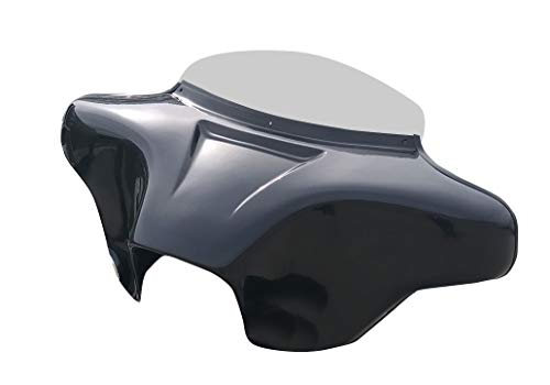 X 4 4 Harley Davidson - Batwing Fairing for Harley Davidson Road King with Infinity PRV250 and 4x5.25