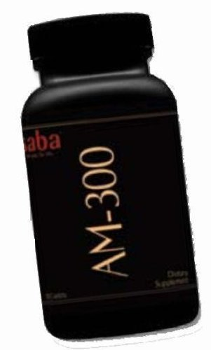 Saba AM 300 Fat Burner 90 Caplets - Free Shipping