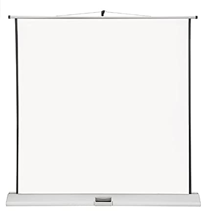 Franken LWM212 X-tra - Pantalla para proyector (PVC, 120 x 90 cm ...