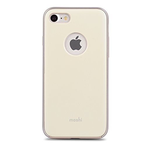 Moshi iGlaze Case für Apple iPhone 7, gelb