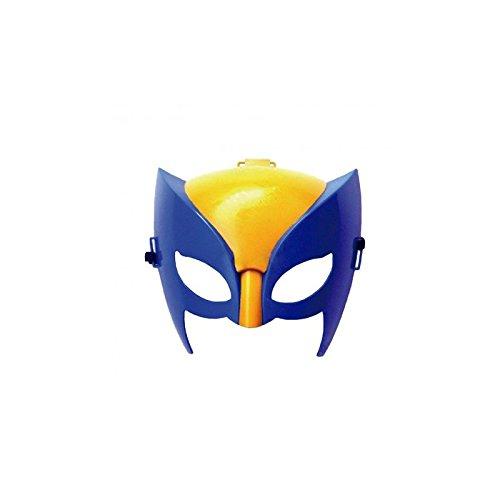 Carassa Mascara con luz y sonido lobezno