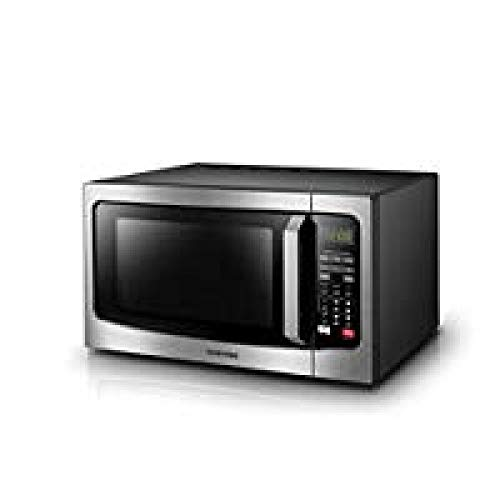 Toshiba  EM131A5C-SS Microwave Oven with Smart Sensor, Easy Clean Interior, ECO...